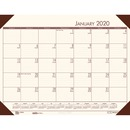 House of Doolittle Ecotones Compact Calendar Desk Pads