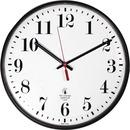 """Chicago Lighthouse Contemporary 12"""" Quartz Slimline Clock"""