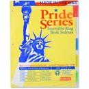 Kleer-Fax Pride Series 5-Tab Insertable Indexes