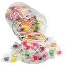Office Snax Lick Stix Fruit Flavor Sucker Candy