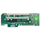 Supermicro RSC-R2UU-A2XE8 Riser Card - 2 x PCI-X 133MHz, 1 x PCI Express x8