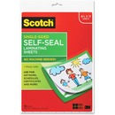 Scotch Self-Seal Laminating Pouches
