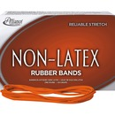 Alliance Rubber 37176 Non-Latex Rubber Bands - Size #117B