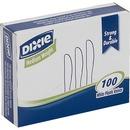 Dixie Medium Weight Plastic Cutlery