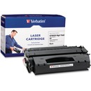 Verbatim High Yield Remanufactured Laser Toner Cartridge alternative for HP Q7553X