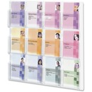 Safco Reveal Collection 12-booklet Display