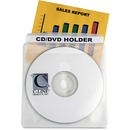 C-Line Deluxe Individual CD/DVD Holder