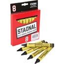 Crayola No. 2 Staonal Marking Wax Crayons