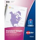Avery® Standard Weight Sheet Protectors