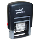 Trodat Self-Inking Dial-A-Phrase Stamp