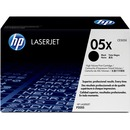 HP 05X Original Toner Cartridge - Single Pack