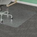 Lorell Low Pile Rectangular Antistatic Chairmat