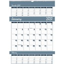 House of Doolittle Bar Harbor Triple Month Wall Calendars