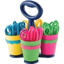 Westcott Microban Teachers Scissors Caddy