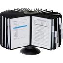 DURABLE Sherpa Carousel 40 Desktop Rotary System