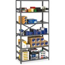 Tennsco Commercial Shelf