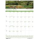 House of Doolittle Earthscapes Gardens Wall Calendar
