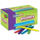 Creativity Street Jumbo Craft Sticks Bright Assortment