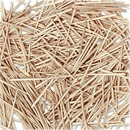 Creativity Street Flat Wood Toothpicks