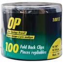 OP Brand Foldback Clip