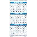 House of Doolittle Three-month Vertical Wall Calendar