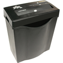 Aleratec CD/DVD Shredder - Strip Cut, Cross Cut - 5 Per Pass - 13 Litre Wastebasket