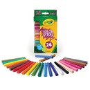 Crayola 24 Color Sticks Woodless Colored Pencils