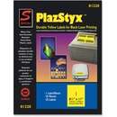 Simon SJ Paper PlazStyx Durable Laser Printing Labels