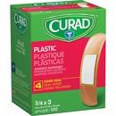 Medline Plastic Adhesive Bandages