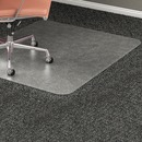 Lorell Rectangular Medium Pile Chairmat