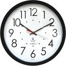 """Chicago Lighthouse 14.5"""" Self/Set Quartz Clock"""