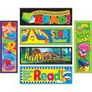 Trend Reading Adventure Bookmark Combo Pack