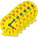 Learning Resources Pre K-4 Learning Clocks Set