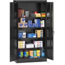 Tennsco Standard Black Storage Cabinet