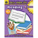 Teacher Created Resources Warm-up Grade 6 Reading Rook Education Printed Book - English