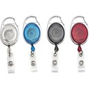 Advantus Retractable Carabiner-Style ID Reel