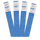 Advantus 500-Pack Tyvek Colored Wrist Bands