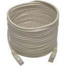 Tripp Lite 25ft Cat5e / Cat5 350MHz Molded Patch Cable RJ45 M/M White 25'
