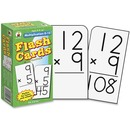 Carson-Dellosa Grades 3-5 Multiplicatn 0-12 Flash Card Set
