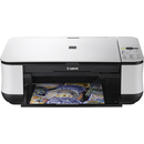 Canon PIXMA MP250 Inkjet Multifunction Printer - Color - Photo Print - Desktop - Printer, Scanner, Copier - 7 ipm Mono/4.8 ipm Color Print (ISO) - 56 Second Photo - 4800 x 1200 dpi Print - 600 dpi Optical Scan - Manual Duplex Print - 100 sheets Input - Pi