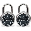 Master Lock Twin Combination Locks