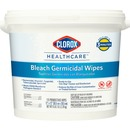 Clorox Healthcare Bleach Germicidal Wipes