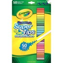 Crayola Super Tips 50-count Washable Markers