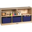 ECR4KIDS Birch Storage Cabinet