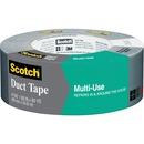 "Scotch® Multi-Use Duct Tape 1.88"" x 60 yd, Gray"