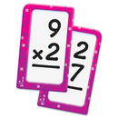 Trend Multiplication Pocket Flash Cards