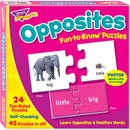 Trend Fun-to-Know Opposites Puzzles