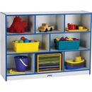 Rainbow Accents Rainbow Super-sized Mobile Storage