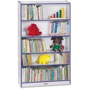 """Rainbow Accents 60"""" Bookcase"""