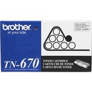 Brother TN670 Original Toner Cartridge